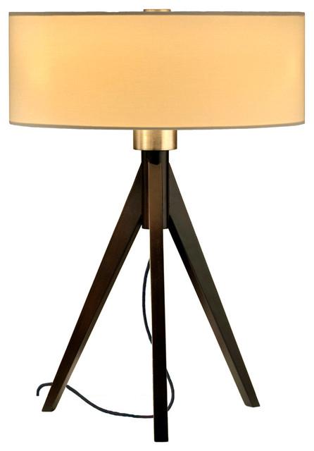 Nova Lighting 10736 Tripod Table Lamp modern-table-lamps