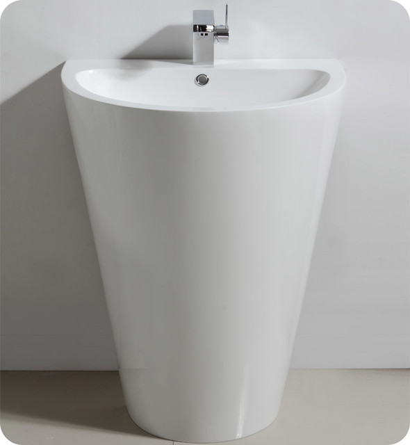 Modern Pedestal Sinks For Small Bathrooms : Modern Pedestal Sinks For Small Bathrooms myideasbedroom.com