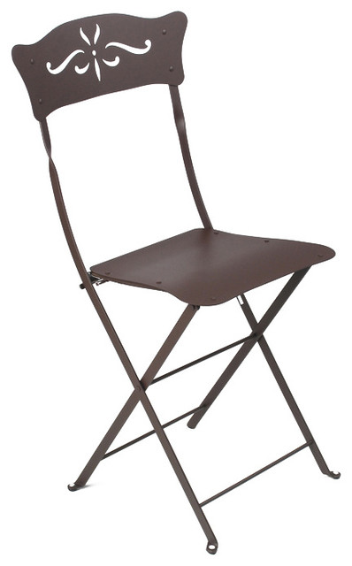Bagatelle Folding Chair Modern Armchairs los angeles by Viesso