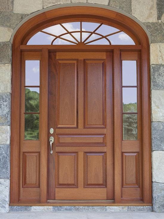 Upstate Door Custom Exterior Door -