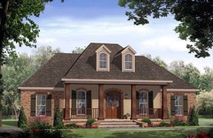 House Plan 59167 at FamilyHomePlans.com