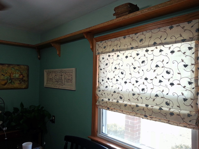Soft Treaments traditional-roman-blinds