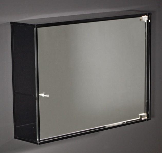 Aeri Wall Mount Medicine Cabinet - Contemporary - Medicine Cabinets - by ivgStores