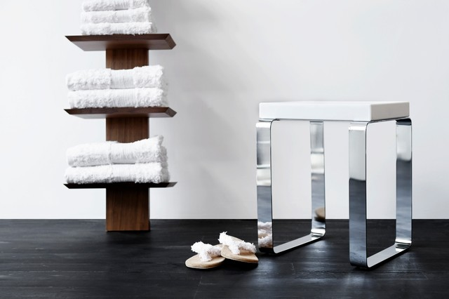 Cube Shower Bench Modern Shower Benches & Seats