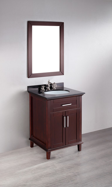 Bosconi Contemporary Bathroom Vanities contemporary
