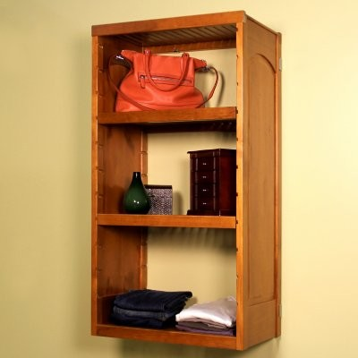 John Louis Home Woodcrest 12 In D Stand Alone Closet