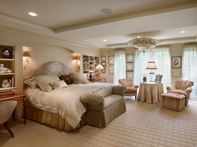 Rittenhouse Square Condo traditional-bedroom