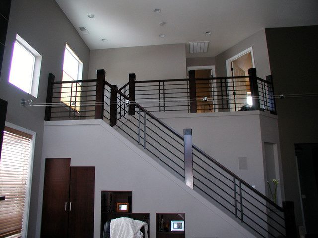 Contemporary Stair Railing Contemporary Accessories And Decor Stair Railing  Roselawnlutheran.