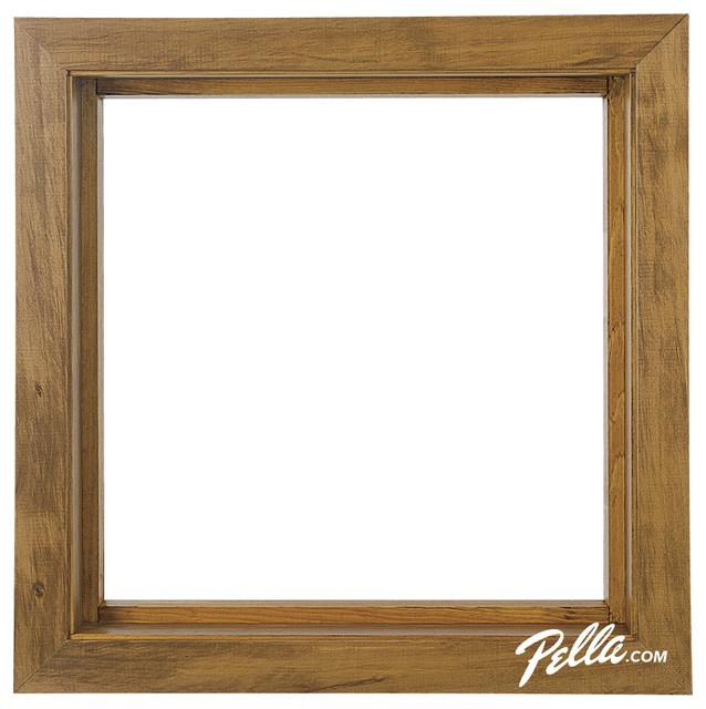 Pella® Architect Series® fixed window contemporary-windows