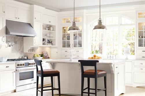Rivington Non-Beaded Inset kitchen-cabinetry