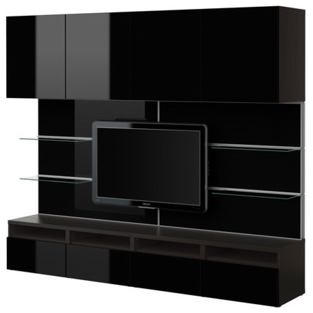 best tv storage combination scandinavian. Black Bedroom Furniture Sets. Home Design Ideas