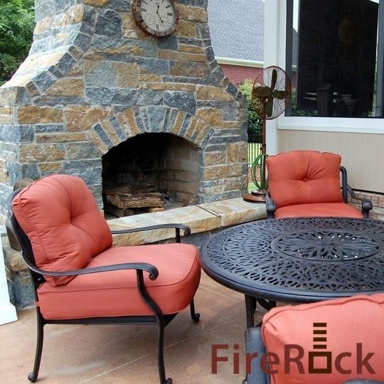 FireRock Outdoor traditional-patio