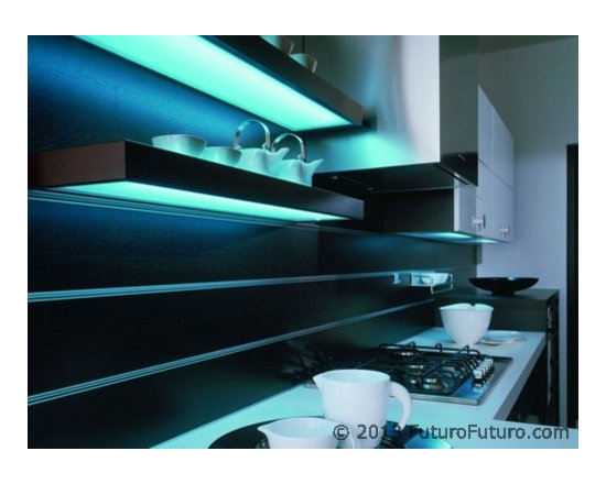 """Designer Range Hoods - """"Altair"""" Series - Minimalist design in stainless steel, powered by a 940-CFM blower. Ultra-quiet, ultra-modern design, made in Italy from highest-grade materials. Visit website for full specs, pricing, and MANY more photos!"""