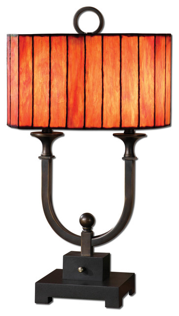 Bellevue Oil Rubbed Bronze Table Lamp traditional-table-lamps