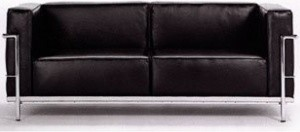 Le Corbusier 2 Seat Sofa Article 922 modern-sofas