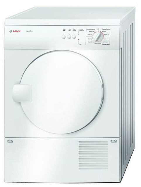 """Bosch Axxis Series 24"""" Compact Condensation Dryer 