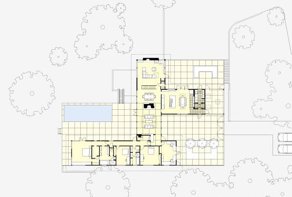 Floor Plan midcentury-floor-plan