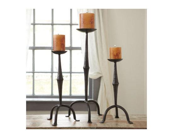 Hacienda Candleholders -