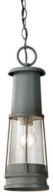 Chelsea Harbor Outdoor Pendant by Murray Feiss  pendant lighting