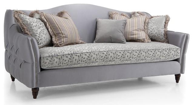 Classic Milan Sofa - Modern - Sofas