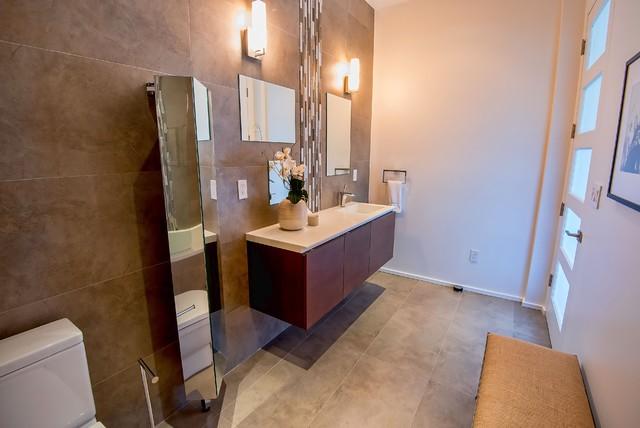 Thomas Residence Ft Lauderdale FL Contemporary Bathroom New York B