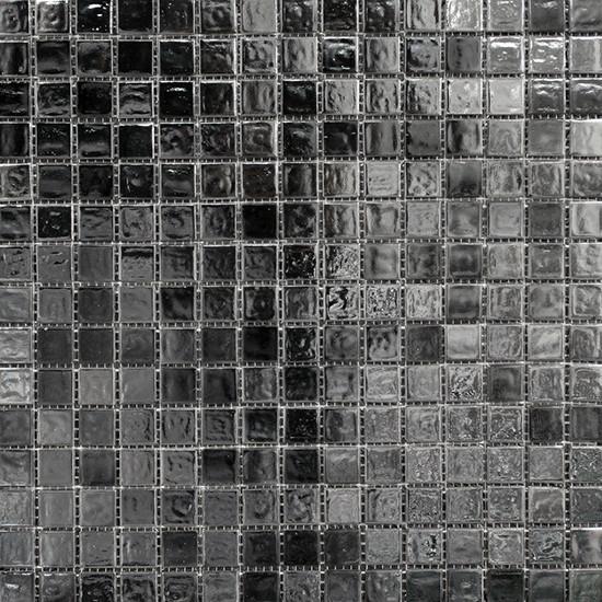 IRIDESCENT GLASS modern-tile