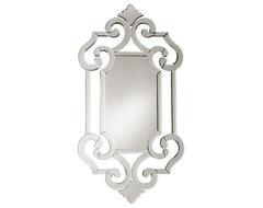 Clarice Mirror contemporary-wall-mirrors