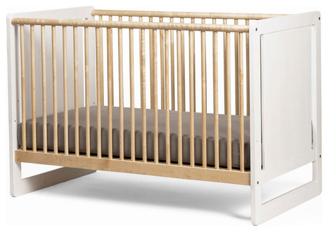 Oeuf - Robin Crib modern cribs