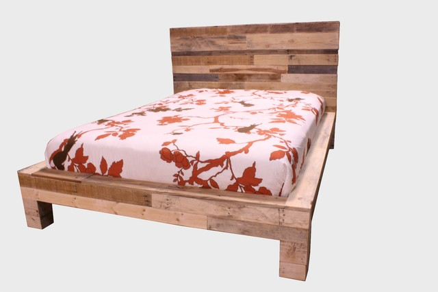 Pallet Bed (The Holland Collection) contemporary-beds