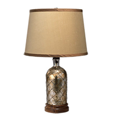 Jamie Young Co. Small Wired Mercury Table Lamp traditional-table-lamps