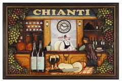 Chianti Novelty Sign