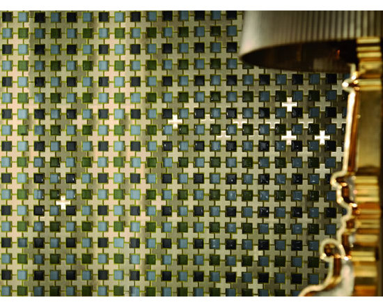 Mosaico + glass tile series Positivo
