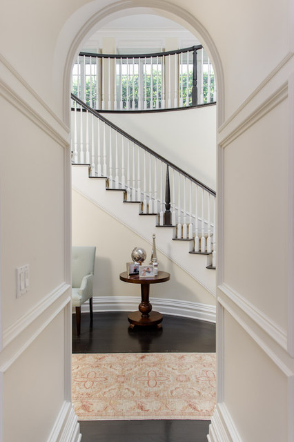Brentwood Home traditional-staircase