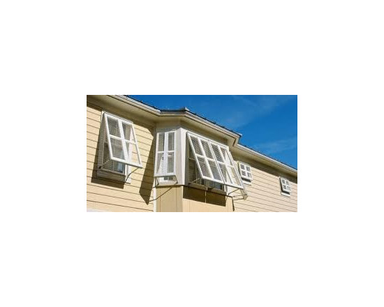 all about windows - Charleston Bahama shutters - Bahama Shutter,  All About Windows,  Hurricane Shutter, bermuda shutter