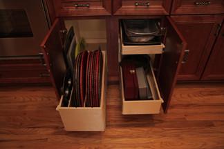 Kitchen Shelves traditional-kitchen