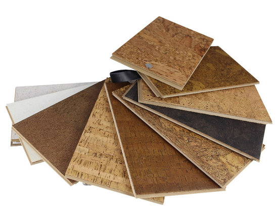 Forna - Forna Cork Flooring Samples Set - Swing Set for Contractors and Designers - Forna Cork Flooring Samples Set - Swing set for Contractors and designers.