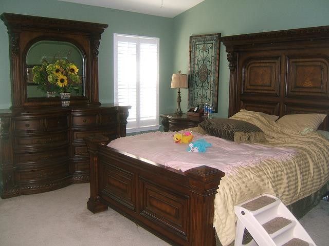 Old Bedroom Furniture Update Traditional Other Metro