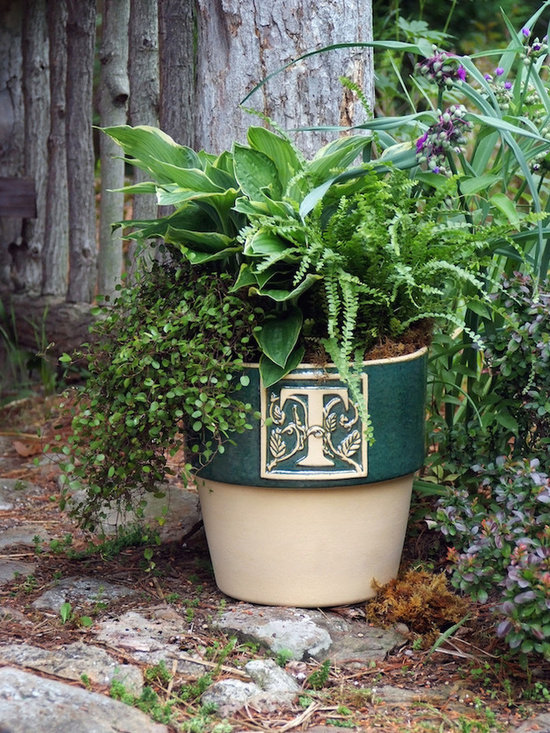 Garden planters and urns - Unusual planters for outdoors ...