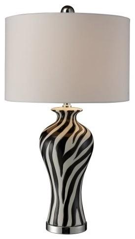 Dimond D1882 Carlton Table Lamp contemporary-table-lamps