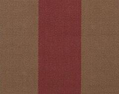 Woven Yacht Stripe Brick Stripe Rug modern-rugs