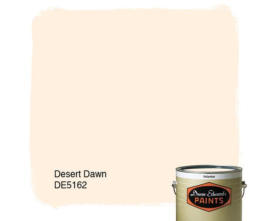 Dunn-Edwards Paints Desert Dawn DE5162 -