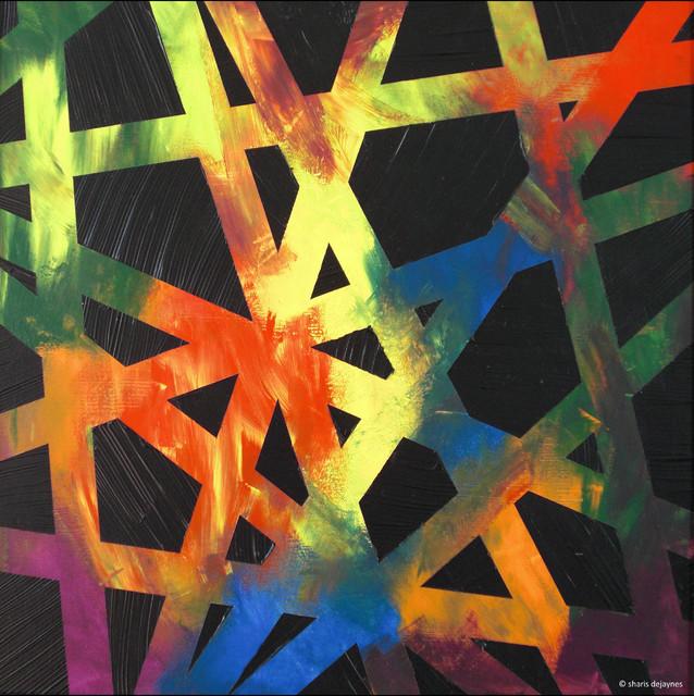 """Trends"" Artwork contemporary-originals-and-limited-editions"