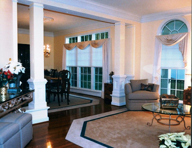 Living Dining Room contemporary-rugs
