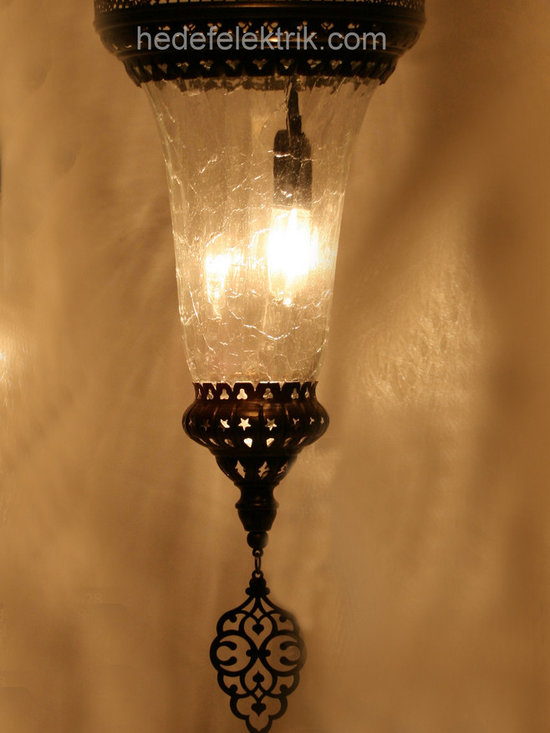 Turkish Style - Ottoman Lighting - *Code: HD-04162_18