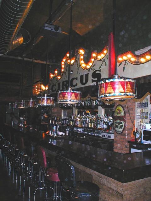 France Nightclub eclectic-wine-cellar