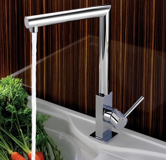 REGINOX Niagara Chrome Kitchen Tap modern-kitchen-faucets