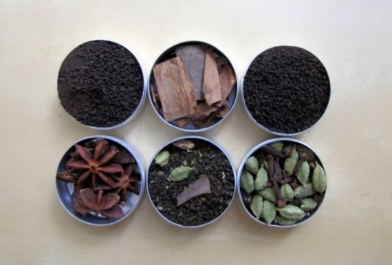 Chai Spice Kit asian-spice-jars-and-spice-racks