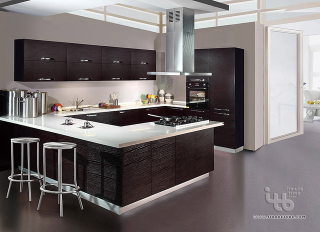 Kitchen Cabinet Custom Kitchens Kitchen Furniture Cabinetry Custom Cabinets Modern By Itb