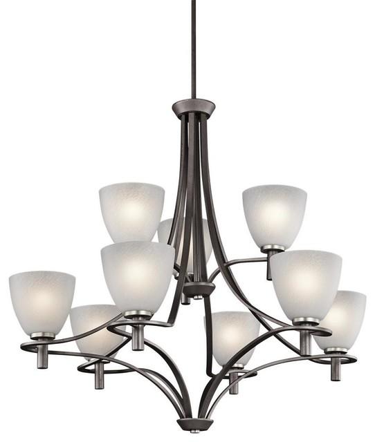 Kichler Lighting 43027AVI Chandelier modern-chandeliers