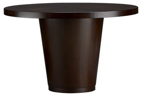 "Orion Chocolate 48"" Round Table 
